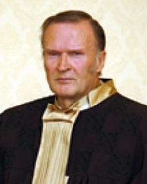 Dr. sc. Ivan Kaladić, mag. iur, 1942, - sudac u Građanskom odjelu Vrhovnog suda Republike Hrvatske u mirovini